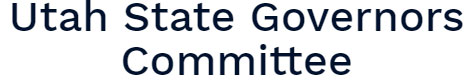 Utah State Governors Committee logo